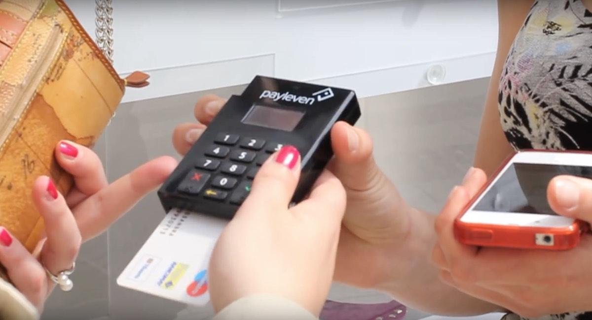 Il POS mobile di TIM può accettare carta con chip