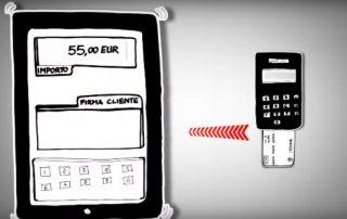 Il POS mobile di Vodafone funziona con app su smartphone o tablet