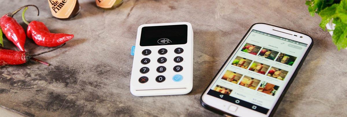 iZettle si collega allo smartphone per accettare pagamenti con carta