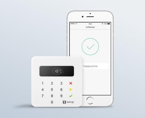 L'app SumUp trasforma lo smartphone in POS mobile