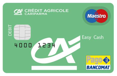 Bancomat Crédit Agricole