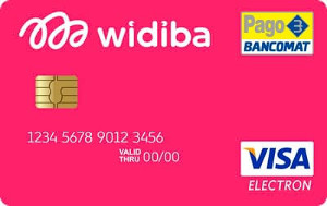Il Bancomat Widiba fa parte del circuito Maestro
