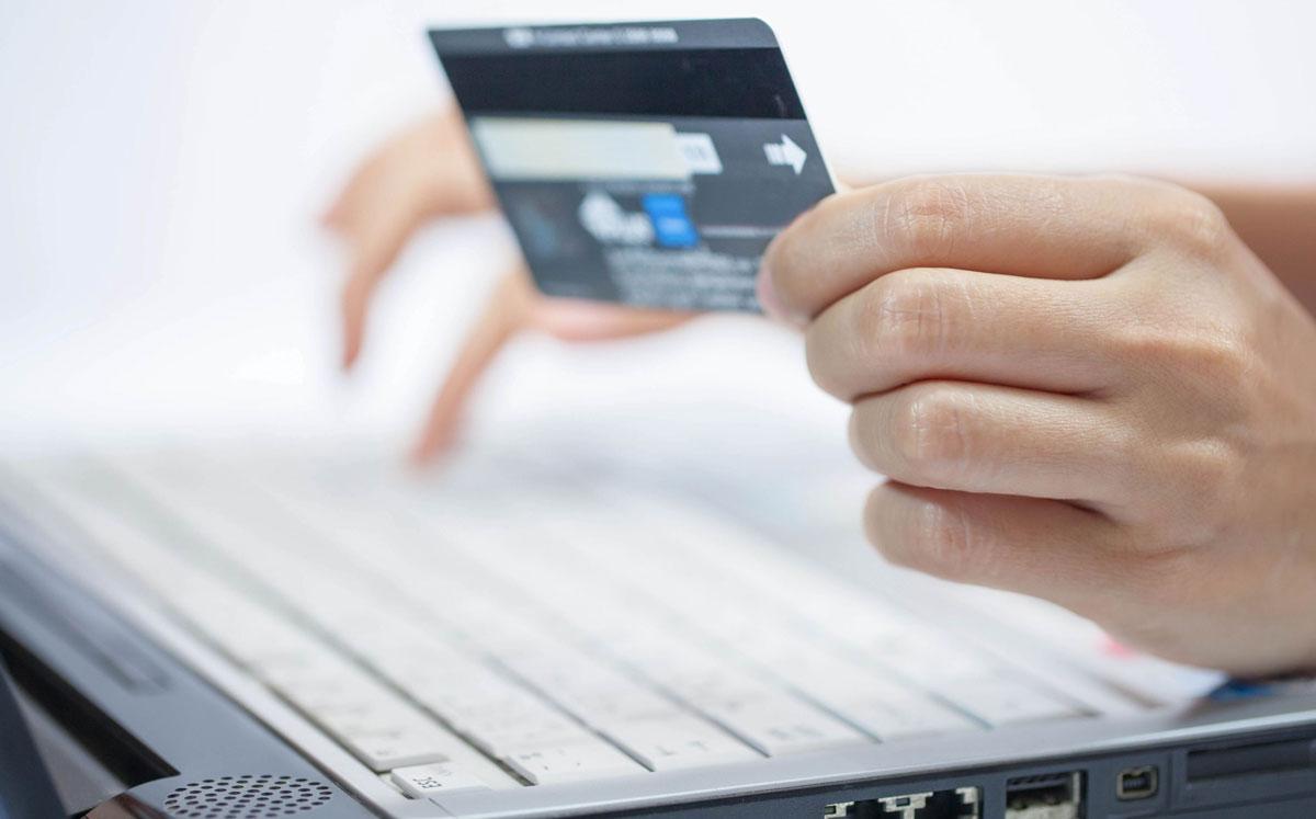 Le carte prepagate possono essere utilizzate per lo shopping online in sicurezza