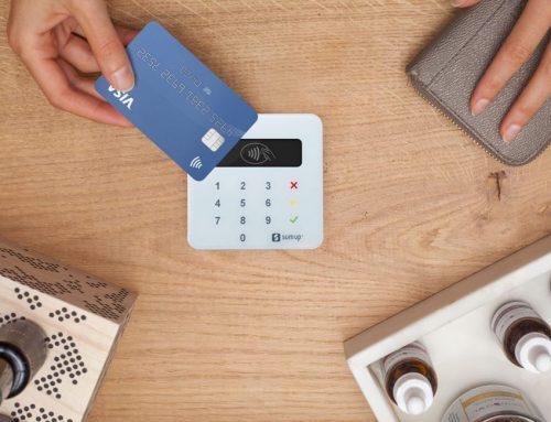 SumUp Air: il POS mobile senza banca per piccole attività