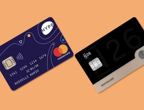N26 vs Hype – Confronto costi e funzionalità delle due carte