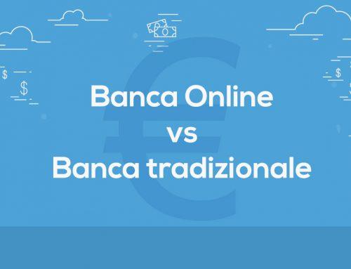 Banca online vs Banca tradizionale: vantaggi e svantaggi del conto corrente digitale