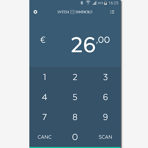 POS mobile Move and Pay app