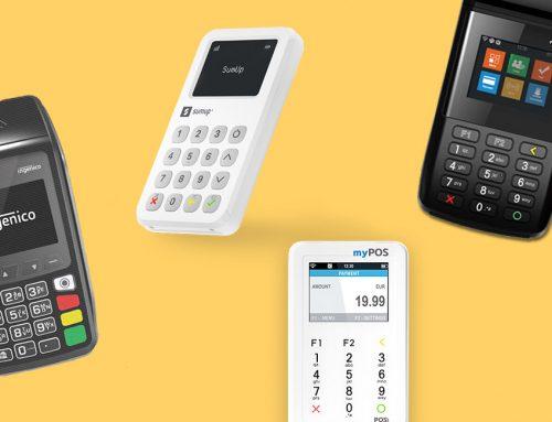 I migliori POS portatili per piccole imprese e professionisti