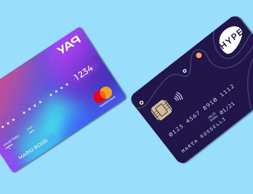 Yap vs Hype – Qual è la migliore carta prepagata?