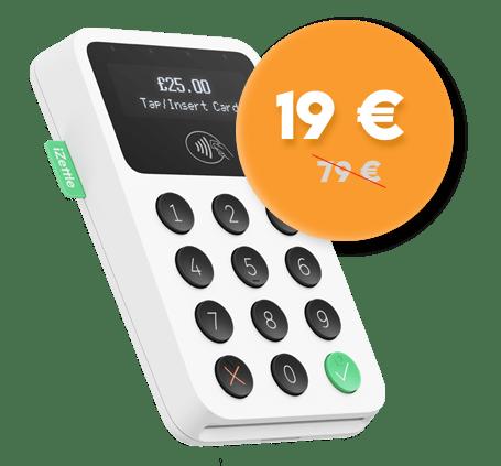 Offerta iZettle 19 euro
