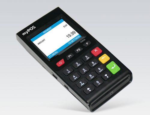 myPOS Go: un POS 3G economico con accrediti istantanei