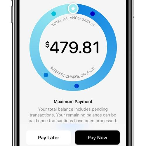 Apple Card gestione rimborsi