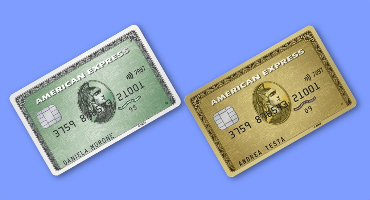 American Express Verde o Oro