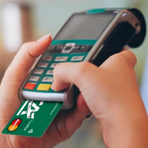 POS portatile Crédit Agricole
