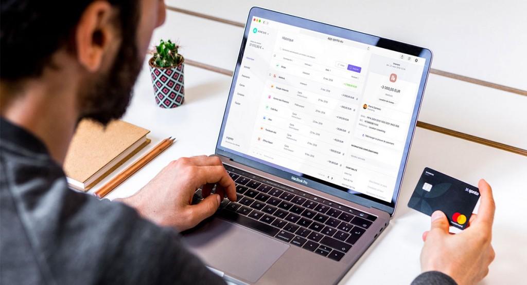 Gestione del conto da web