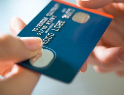 Come pulire e disinfettare le carte di credito