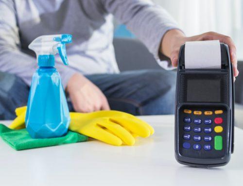 Come pulire POS e lettori di carte di credito: guida passo per passo