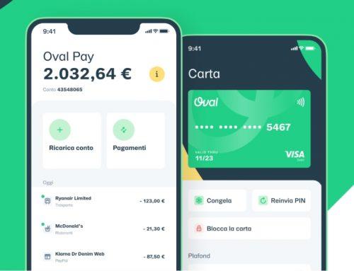 Oval Pay: il conto corrente online che insegna a risparmiare