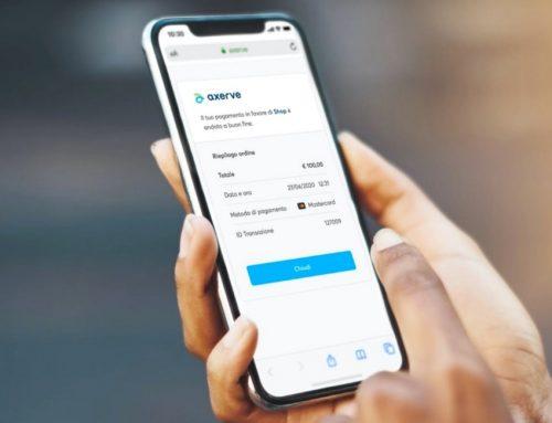 Axerve Pay By Link: pagamenti a distanza senza costi fissi