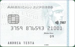 Carta di credito Amex Explora