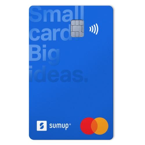La SumUp Card è una prepagata gratuita