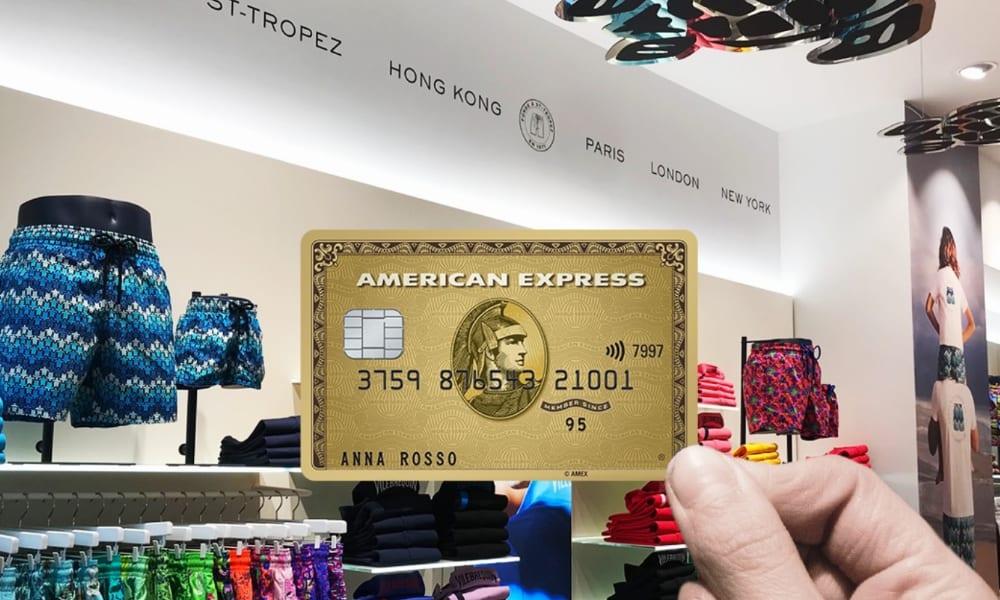American Express Carta Oro