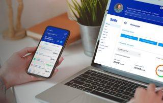 Piattaforma web e app per smartphone di Banca Sella