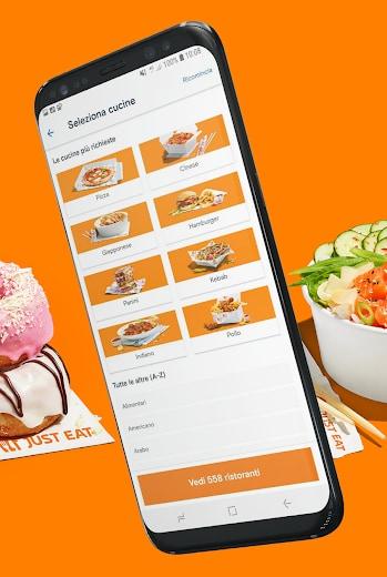 App Just Eat