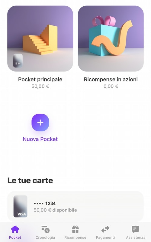 App Vivid Money