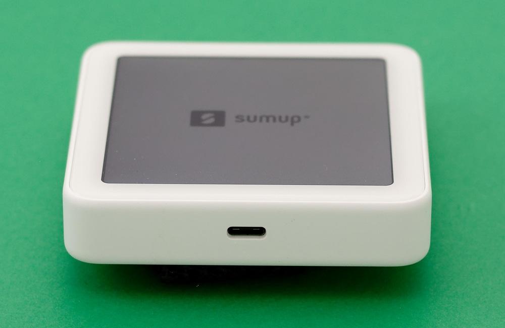 Entrata USB Type-C di SumUp Solo