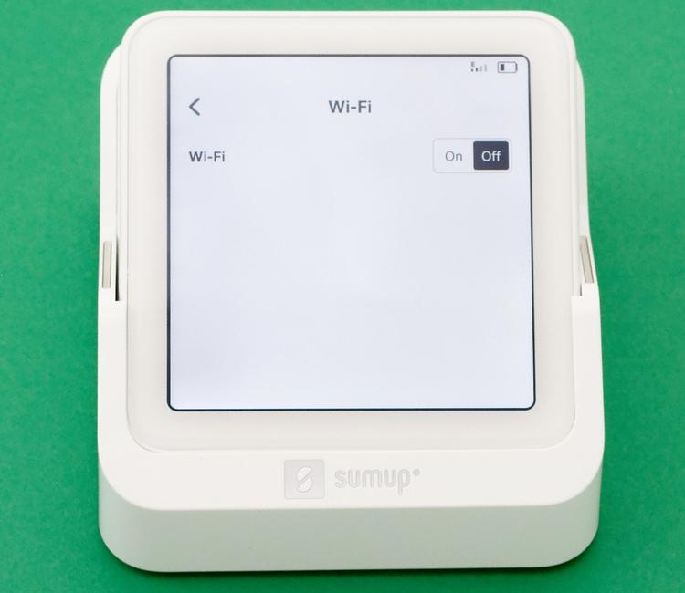 Interruttore connessione wifi