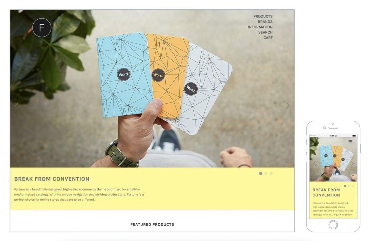 I template sono modelli di sito da personalizzare