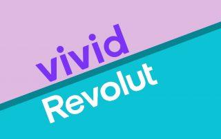 Confronto tra Vivid Money e Revolut